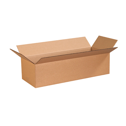 "24 x 9 x 6"" Long Corrugated Boxes"
