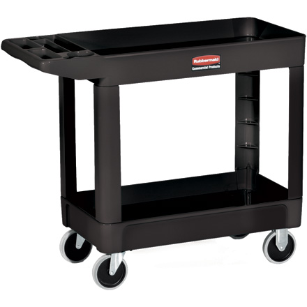 Rubbermaid Flat Handle Utility Carts