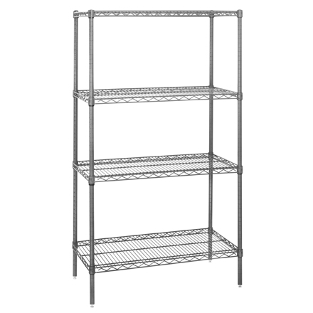 Wire Shelving Starter Units