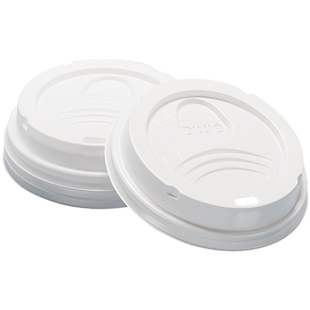 Dixie<span class='rtm'>®</span> PerfecTouch<span class='rtm'>®</span> Cup Lids